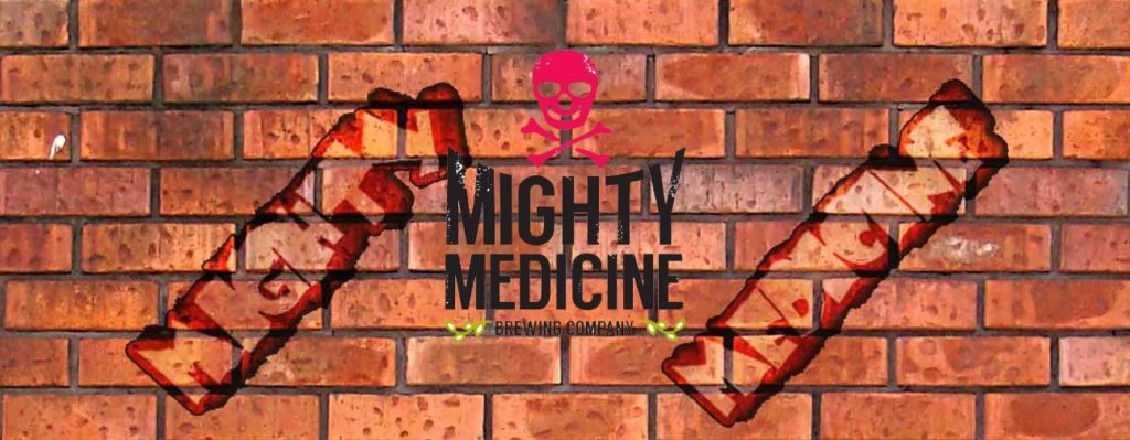Stuff i've done Mighty Medicine Local craft brewery based in Whitworth, Lancashire. by calderdale websites Karl Burrill